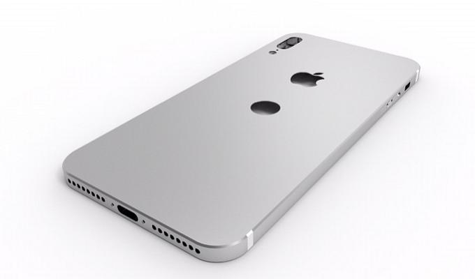 Появились фотографии задней панели iPhone 8 (2 фото)