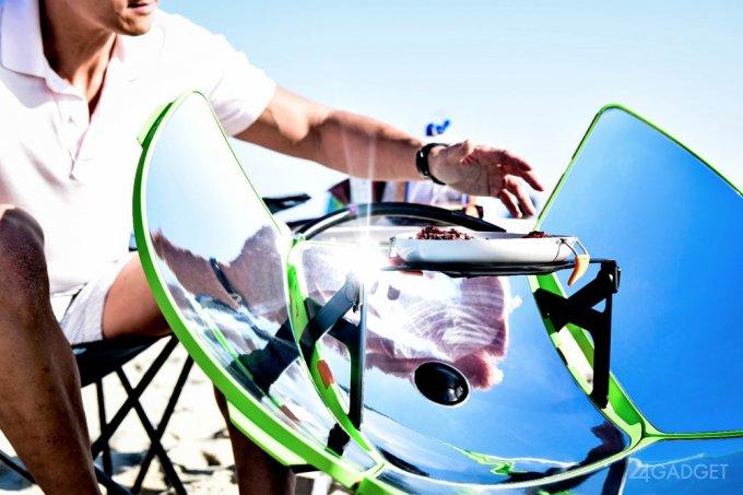 Солнечная печь Solsource sport (7 фото + видео)