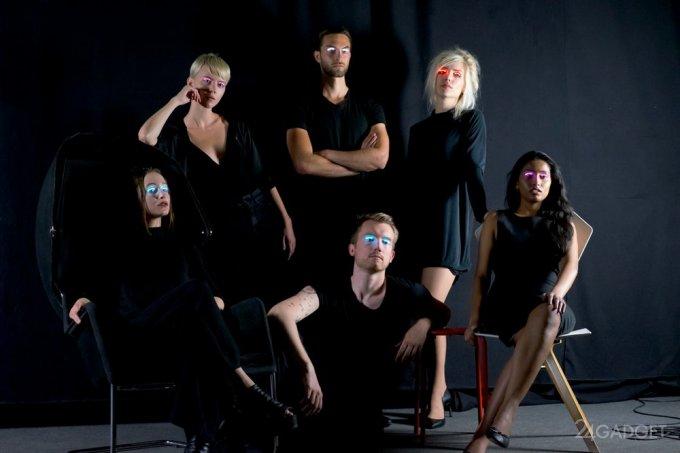 Новый тренд: интерактивные LED-ресницы для модников (22 фото + ресницы)