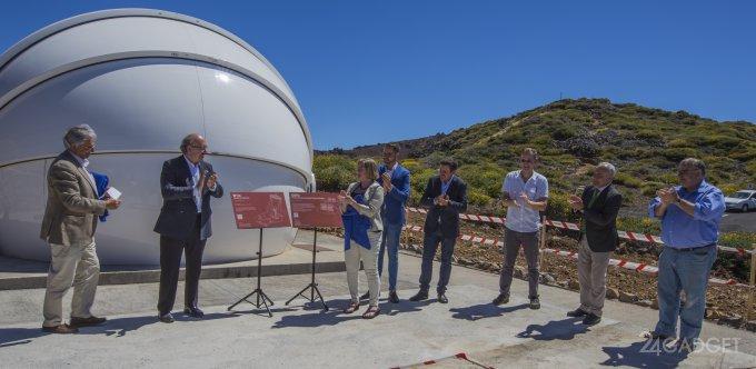 1499338750_goto-telescope-1 » Испанский телескоп займётся поиском гравитационных волн