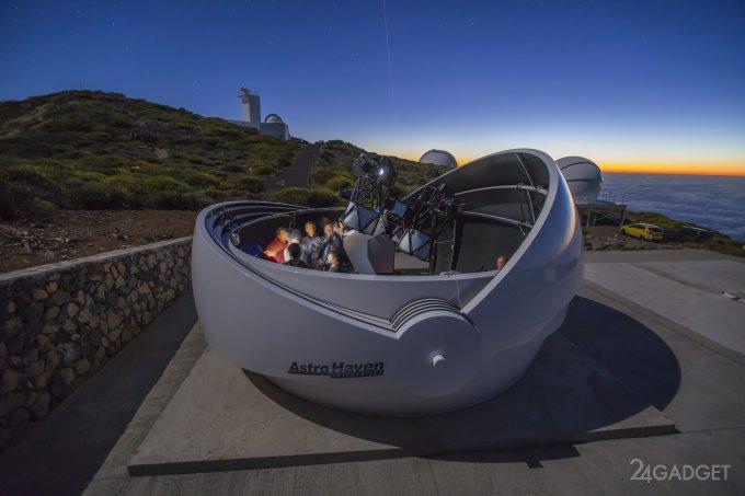 1499338756_goto-telescope-2 » Испанский телескоп займётся поиском гравитационных волн
