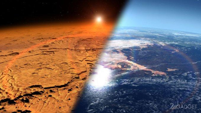 Выявить жизнь на Марсе будет гораздо сложнее