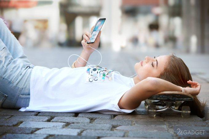 Официально представлены смартфоны линейки LG Q6 (6 фото)