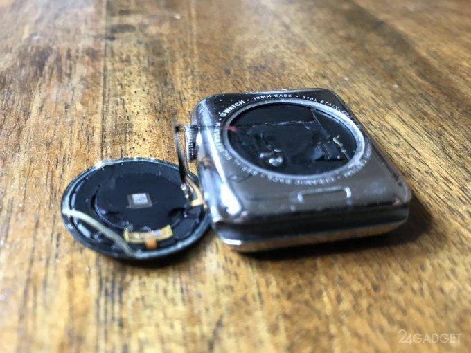 Apple дополнила условия бесплатной гарантии для Apple Watch (3 фото)