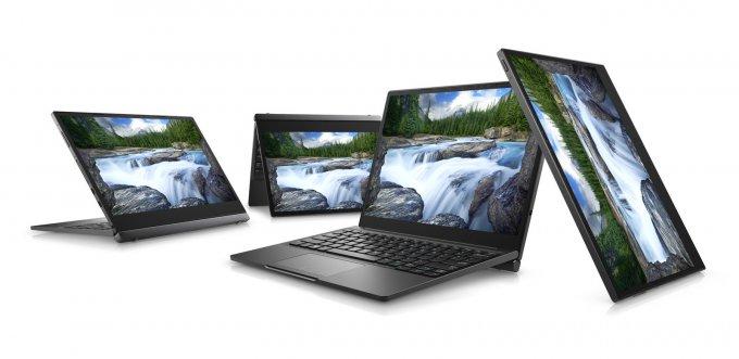 Dell Latitude 7285 — первый в мире ноутбук с беспроводной зарядкой (10 фото)