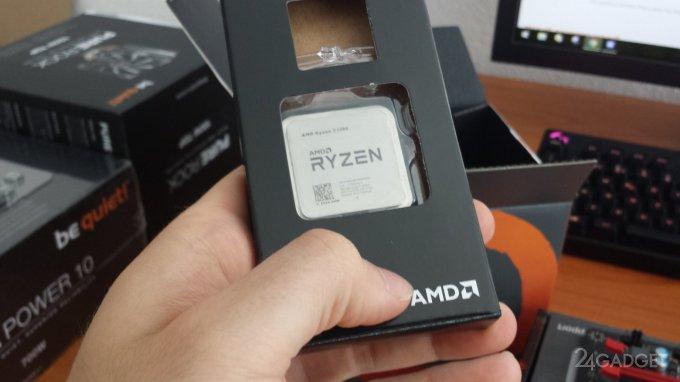 Злоумышленники подменивают новые AMD Ryzen на подержанные Intel Celeron (4 фото)