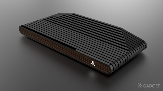 Atari порадует всех геймеров новой консолью Ataribox (4 фото)