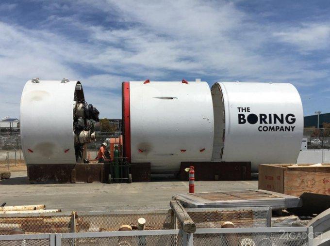 Илон Маск получил разрешение на строительство Hyperloop между Вашингтоном и Нью-Йорком (3 фото)