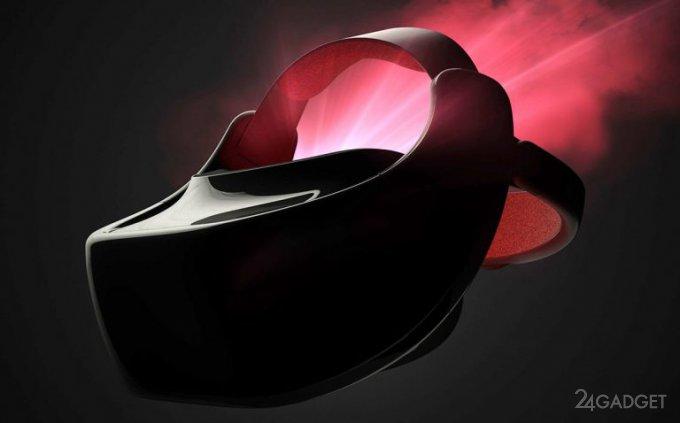Автономный VR-шлем HTC Vive Standalone (2 фото)