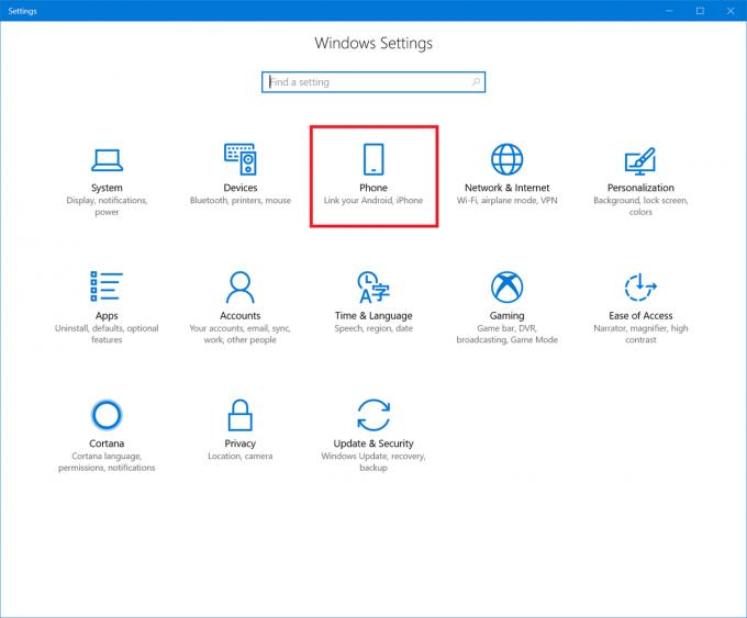 В Windows 10 появится синхронизации с Android-устройствами (4 фото)