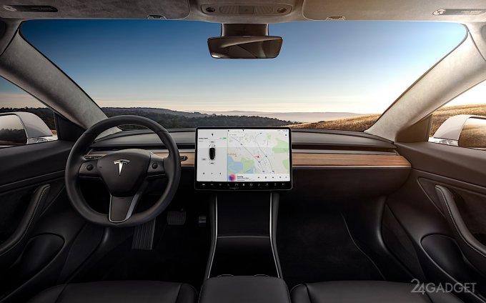 Стартовало серийное производElon Musk - Rusza masowa produkcja samochodu Tesla 3. Elon Musk - mass production of Tesla 3 car is starting.ство Tesla Model 3 (9 фото + видео)