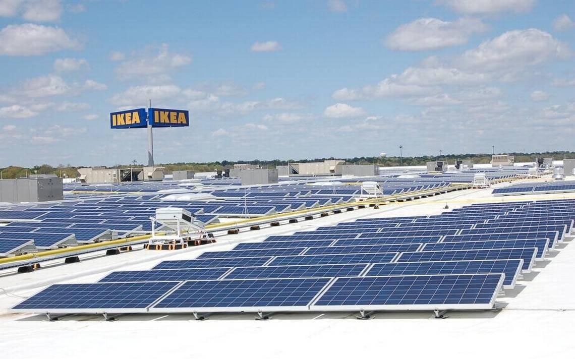 IKEA начинает продажу домашних солнечных панелей и ...