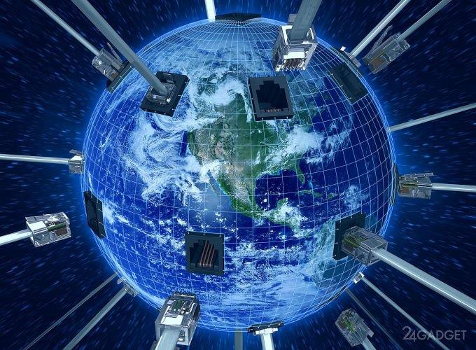 Азиатские страны лидируют по скорости интернета (3 фото)