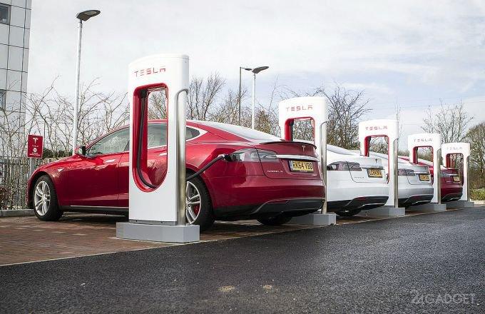 Tesla планирует хранить персональные водительские настройки в облаке