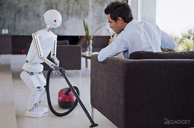Взломанные роботы могут шпионить за хозяевами и нападать на них (видео)
