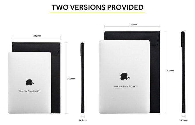 Самый полезный чехол для ноутбуков Macbook Pro (9 фото + видео)