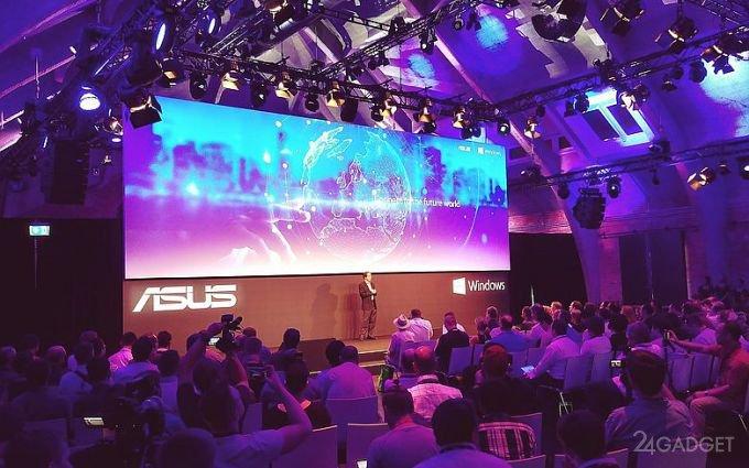 IFA 2017: Asus представила несколько ноутбуков и VR-шлем (17 фото)