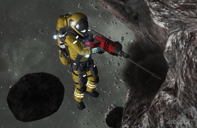 Люксембург принял закон о добыче ископаемых в космосе