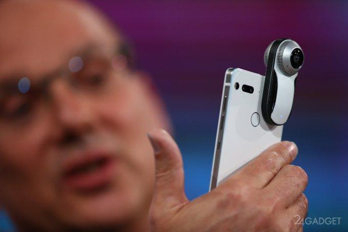 Смартфон Essential Phone Энди Рубина уже в продаже (8 фото)