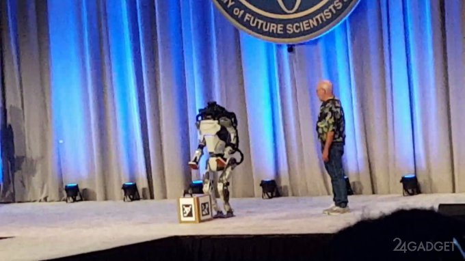 Успехам роботизации в Boston Dynamics мешает человеческий фактор (видео)