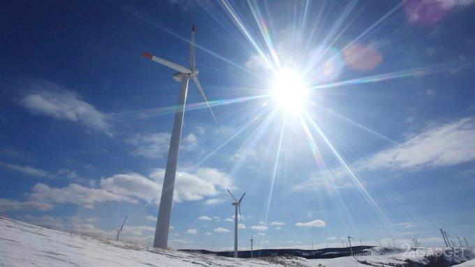 Российские ветрогенераторы выдержат суровые ветра Арктики (5 фото)
