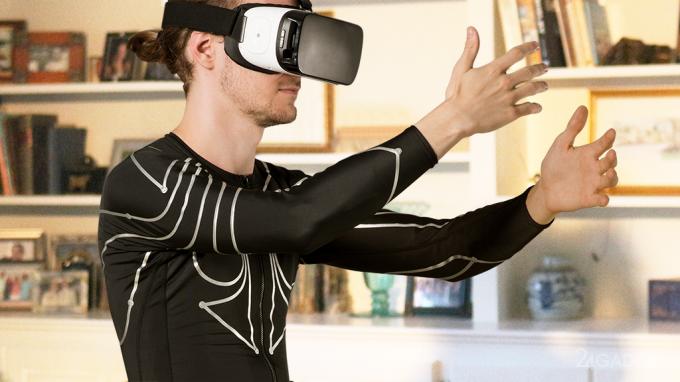 Одежда из будущего: E-skin или умная футболка (8 фото + видео)