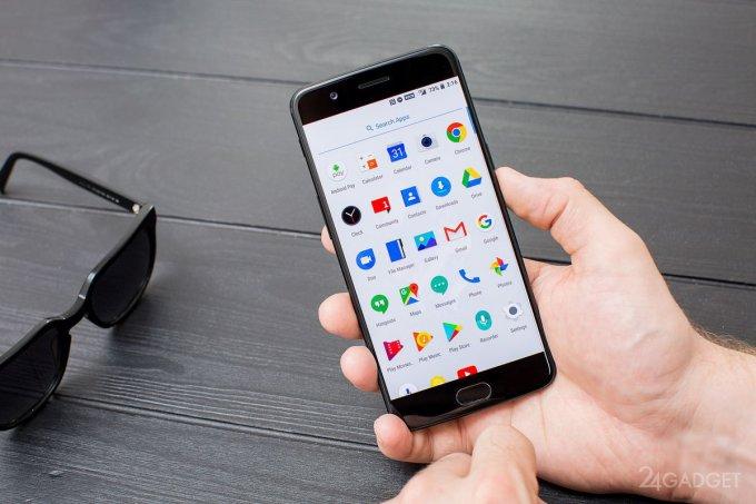 В России стартовали продажи OnePlus 5 (9 фото)