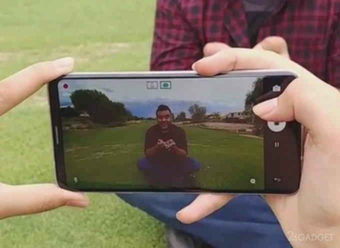В смартфон LG V30 установят уникальную камеру (6 фото)