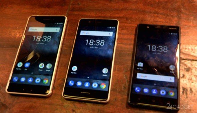 Nokia борется за лидерство на рынке по всем фронтам