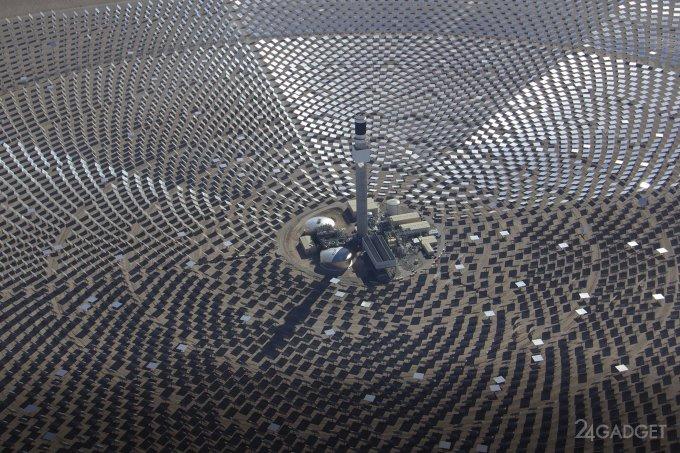Австралия построит наибольшую вмире солнечную электростанцию