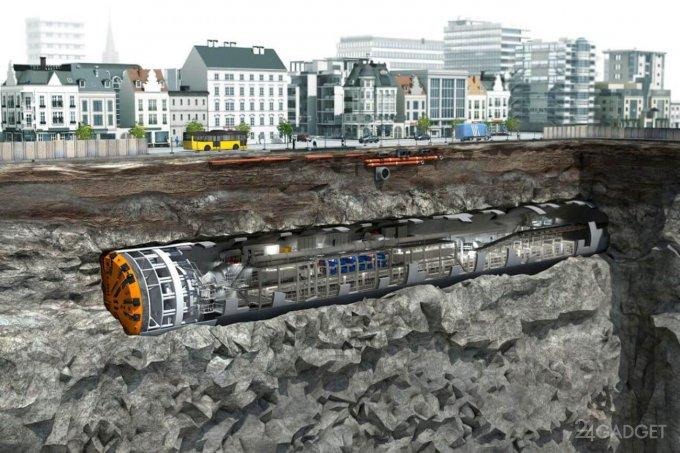 Boring Company выроет подземный скоростной тоннель в Калифорнии (2 фото)