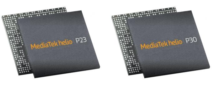 MediaTek презентовала мобильные процессоры Helio P23 и P30 (7 фото)