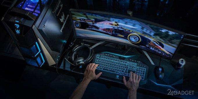 Acer на IFA 2017: самый производительный в мире геймерский ПК и другие новинки (17 фото + видео)
