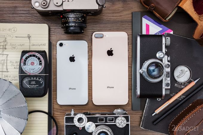 Apple отказалась от формата JPEG в новых iPhone (9 фото)
