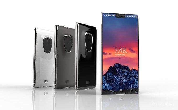 Sirin Labs Finney — первый в мире смартфон для майнеров