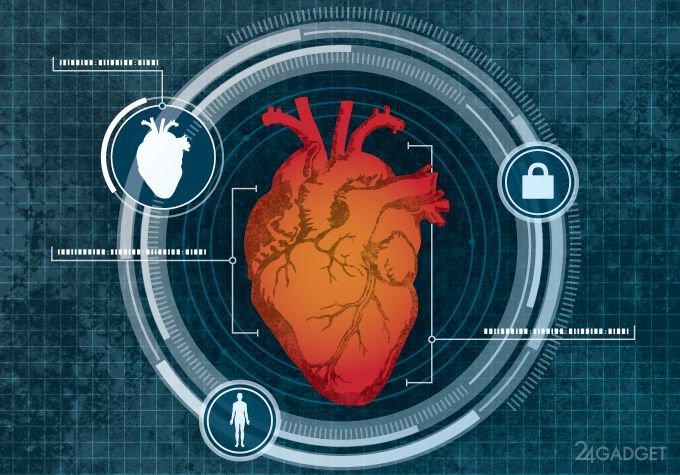 Сердце поможет разблокировать смартфон и компьютер (2 фото)