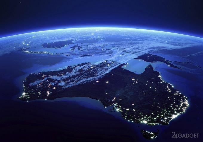 Австралия станет космической державой