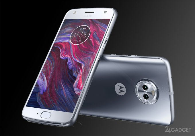 Камерофон Motorola Moto X4 (12 фото + 2 видео)