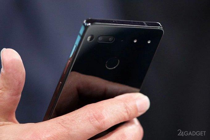 Специалисты iFixit оценили Essential Phone как абсолютно неремонтопригодный