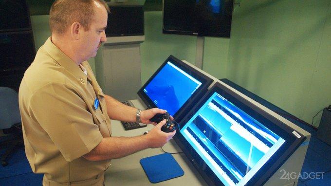 Навык взаимодействия с геймпадом Xbox 360 пригодится на атомных подлодках США
