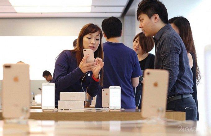 IPhone 8 Plus продемонстрировал лучшее время автономной работы среди iPhone