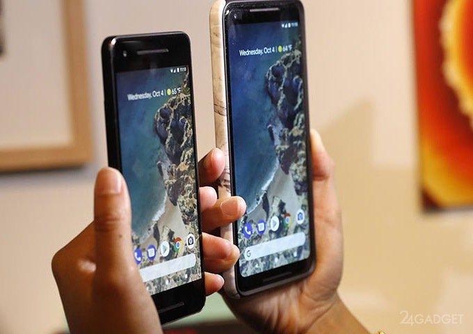 Google рассказала, в чём секрет камер Pixel 2 и Pixel 2 XL (2 видео)