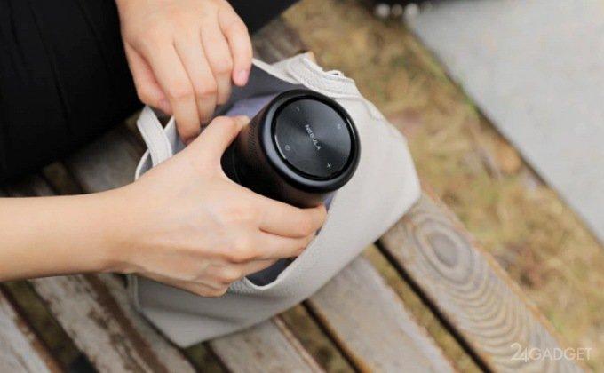 Карманный проектор с функцией беспроводной колонки (9 фото + видео)