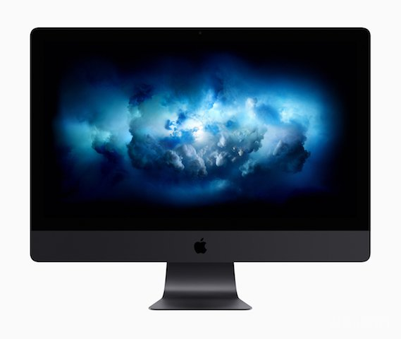 Экспертов впечатлила мощь топового моноблока iMac Pro (2 фото + видео)