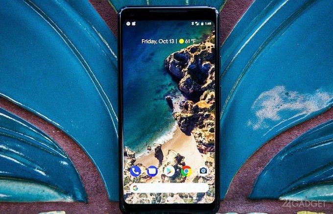 iFixit оценил ремонтопригодность Google Pixel 2 XL (9 фото + видео)