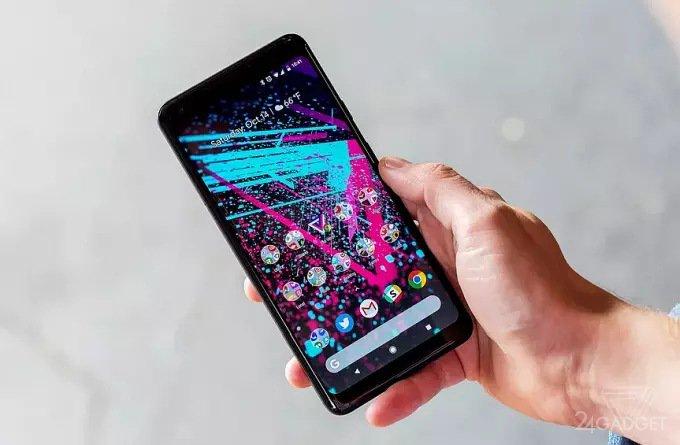 Владельцам Google Pixel 2 XL не нравится дисплей смартфона