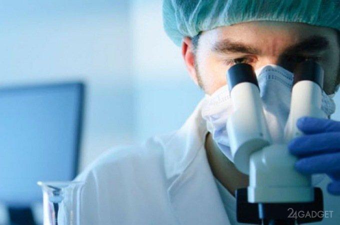Наночастицы уничтожат клетки рака своим теплом