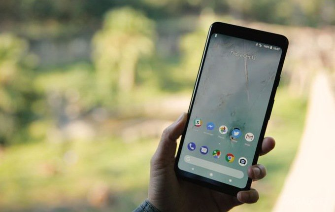 Google решил проблему свиста и выгорающих дисплеев в Pixel 2