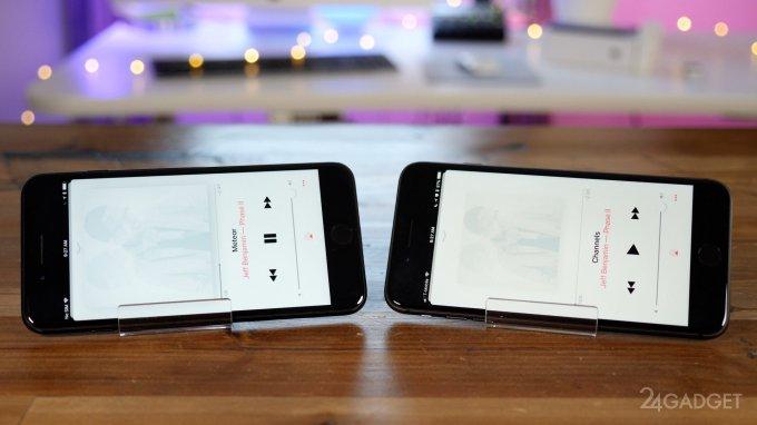 Динамики iPhone 8 и iPhone 8 Plus оказались лучшими (3 фото)