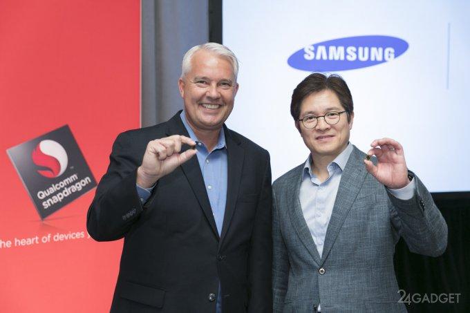 Samsung снова спровоцировал дефицит топовых процессоров Snapdragon